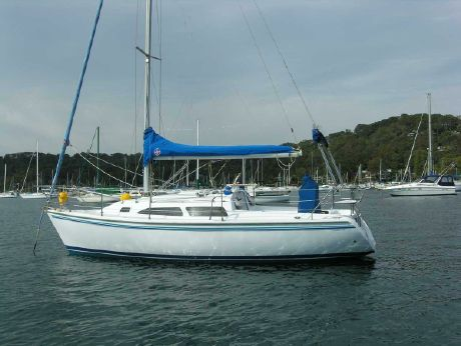 1996 Catalina 270