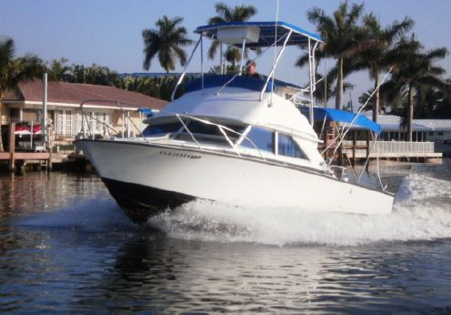 1974 Bertram 28 Flybridge CRUISER