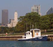 1953 Trawler Tugboat