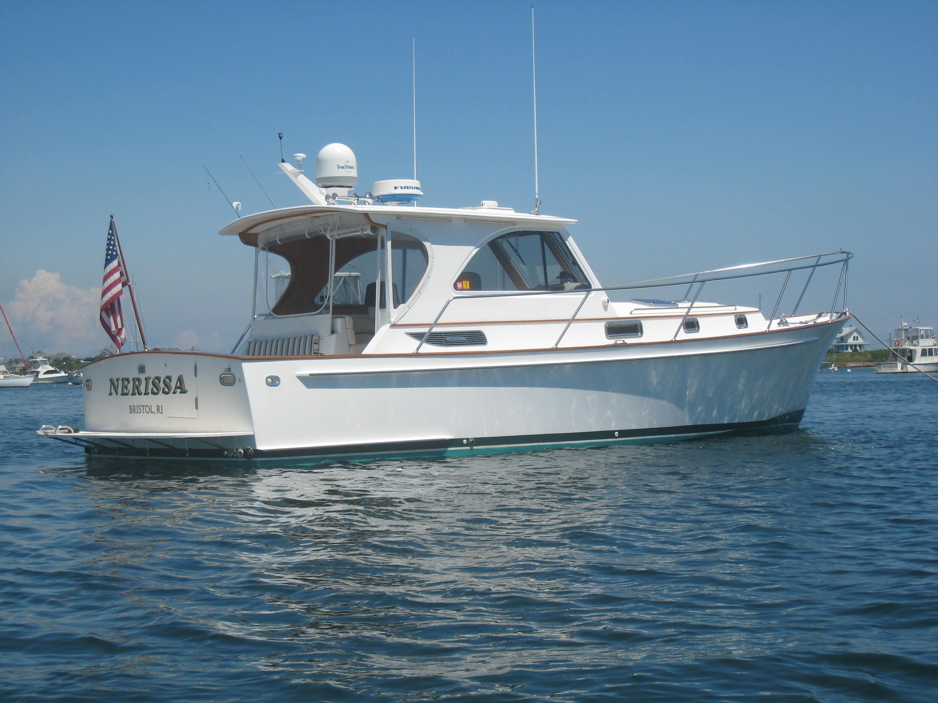 Legacy Yachts Sport Express, Bristol, RI