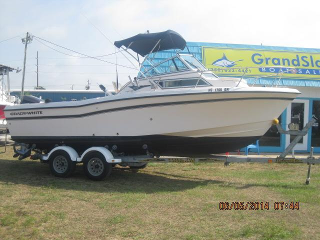 22 ft 1997 grady-white seafarer 226