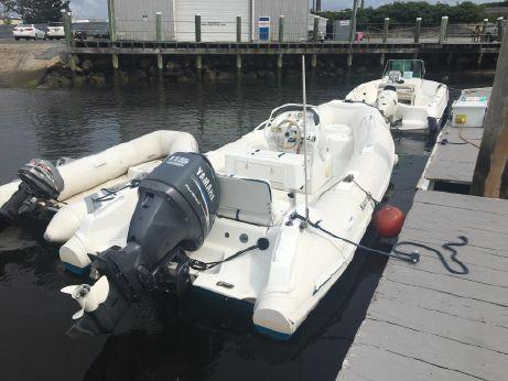 2005 Nautica 18 wide body