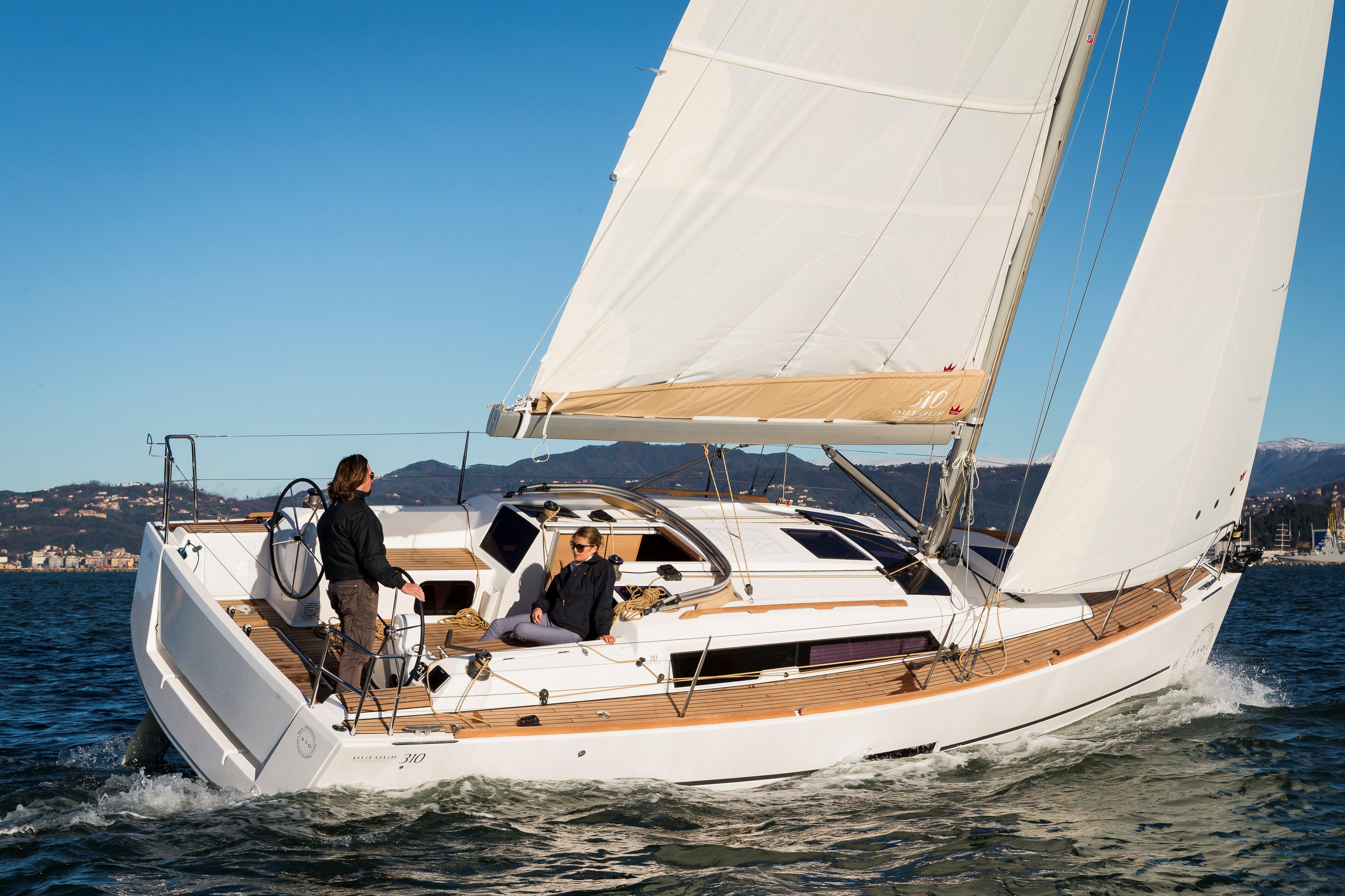 2015 Dufour 310 Grand Large Sail Boat For Sale  www