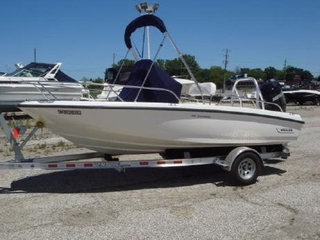 2013 Boston Whaler 180 Dauntless