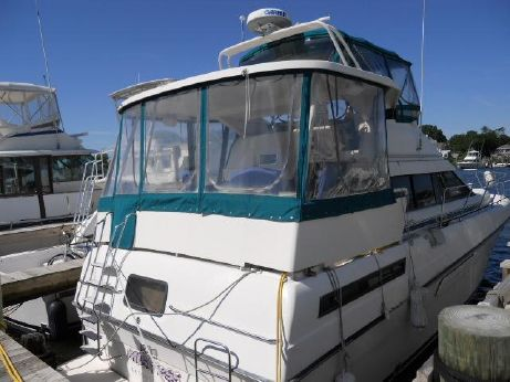 1991 Silverton 41 Aft Cabin w Only 500 Hrs.