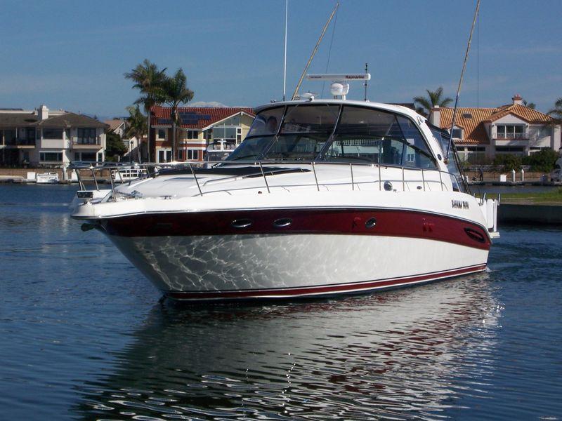 Sea Ray 460 Sundancer Boat for sale