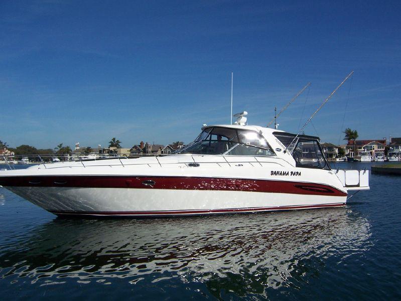 Sea Ray 460 Sundancer Express cruiser for sale