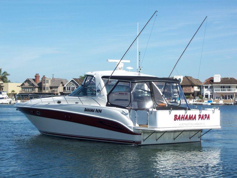 Sea Ray 460 Sundancer yacht for sale
