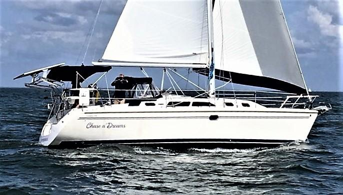 2005 catalina 350 sail boat for sale www yachtworld com rh yachtworld com Catalina 350 Drawing Galley Catalina 350