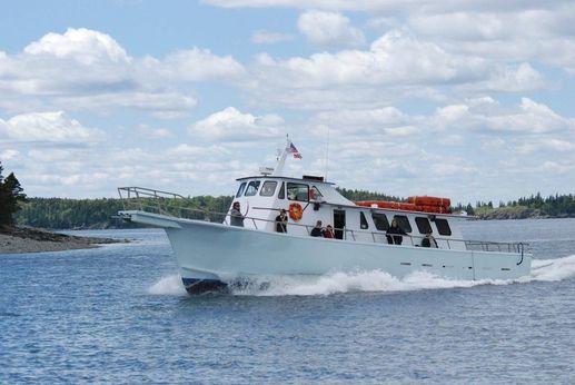1986 Dmr Passenger Tour Excursion - Fishing Charter