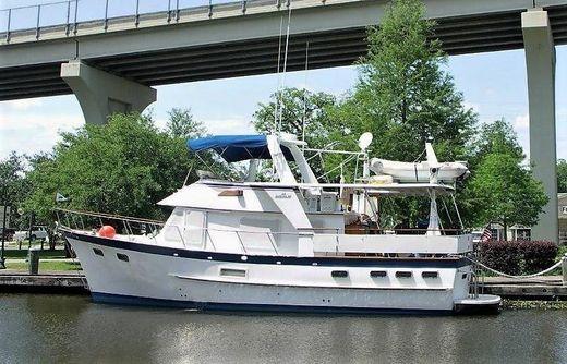 1984 Defever 44 Trawler