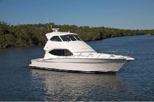 2000 Maritimo 500 Offshore Convertible.