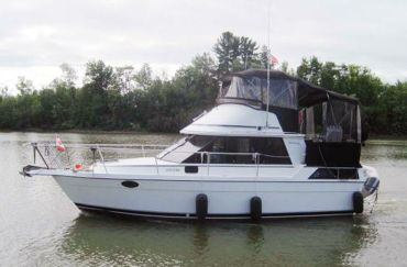 1988 Prowler 315 (9M) Sundeck