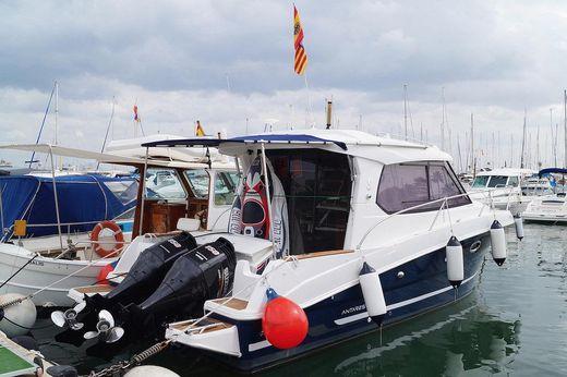 2012 Beneteau Antares 8.80