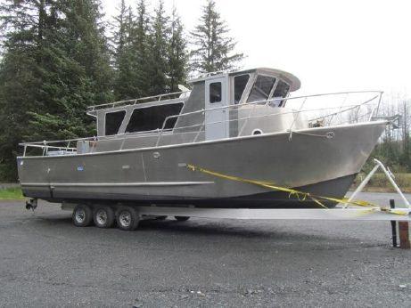 2011 Edwing Boat Inc Delta Style Sportfisher