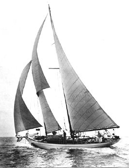 1931 Alden Schooner