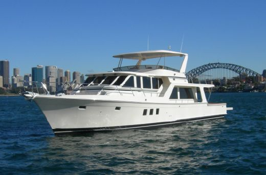 2006 Offshore 64 Pilothouse