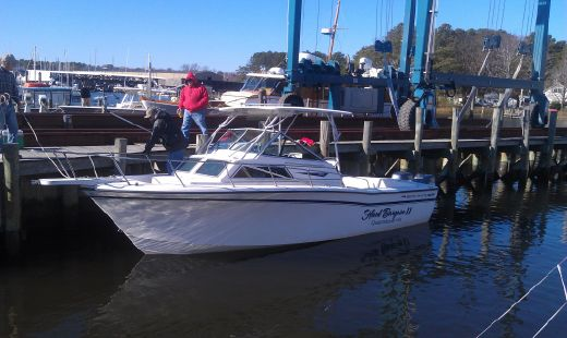 1989 Grady-White 25 Sailfish