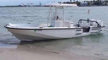 1996 Boston Whaler Guardian 25