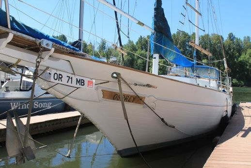 1976 Formosa Ketch
