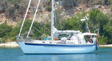 1987 Cruising Yachts International Slocum 43