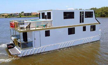 2009 Charter Luxury Houseboat 49'