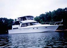 1989 President Cockpit Motoryacht