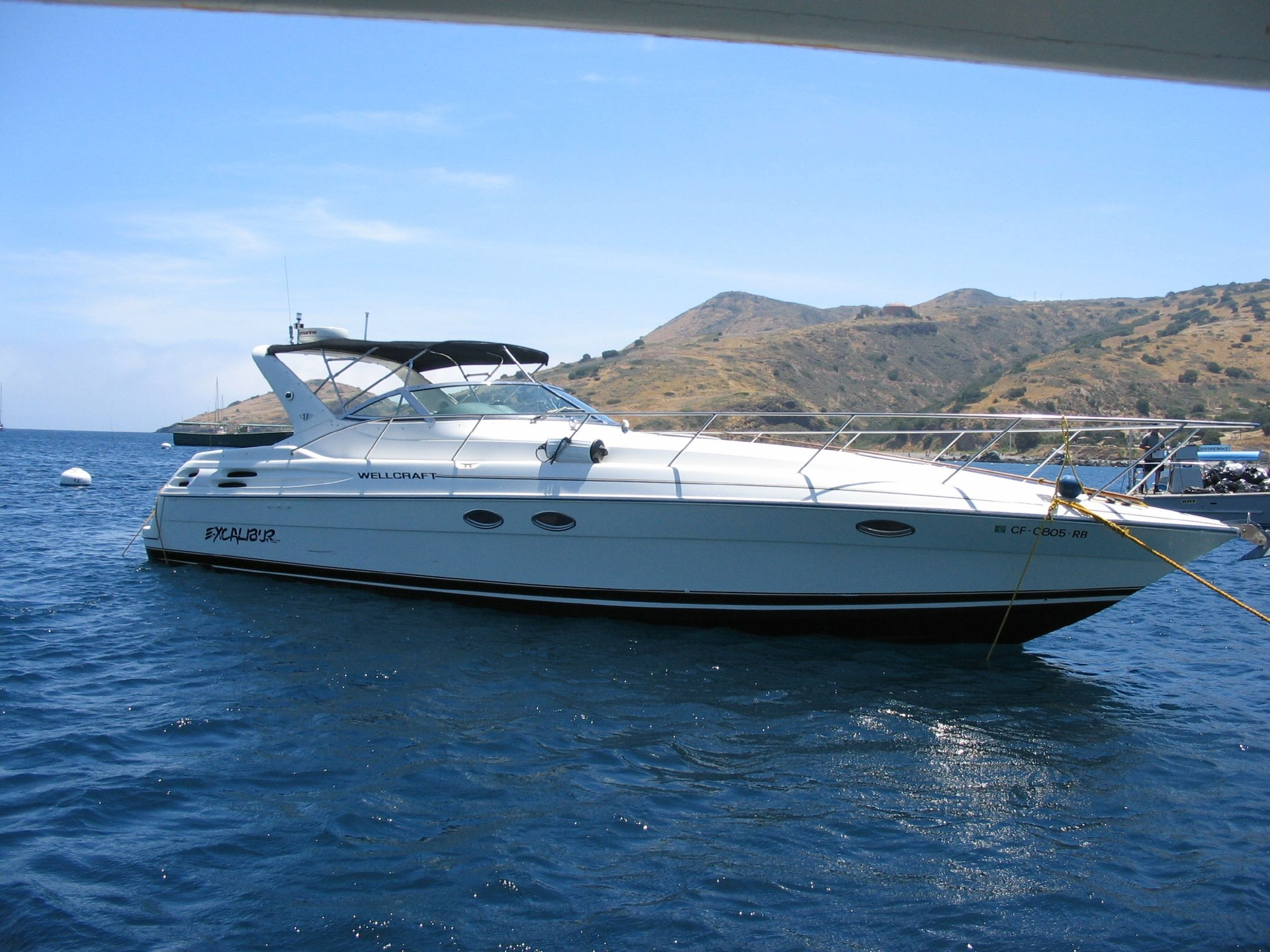 Fishing boats for sale in los angeles used boats on for Used fishing boats for sale in california