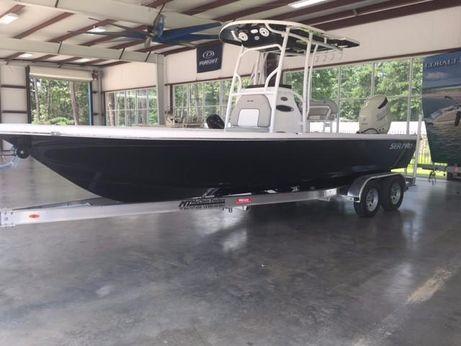 2018 Sea Pro 248 DLX