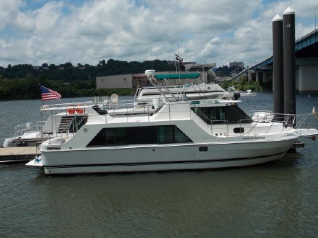 1992 Harbor Master 400C