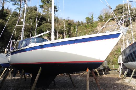 1988 Westerly Oceanlord 41