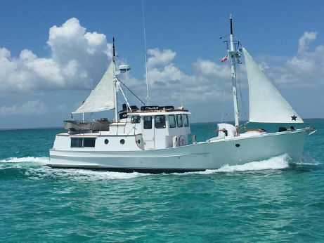 2000 Penobscot Fifty Fathom Pilothouse