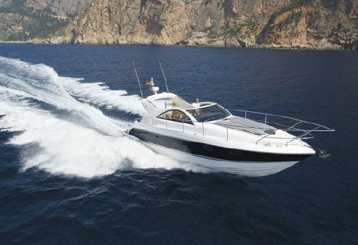 2011 2011 Fairline Targa 38