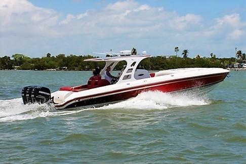 2012 Poseidon 38 Sport