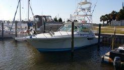 1998 Cabo Yachts 48 Express