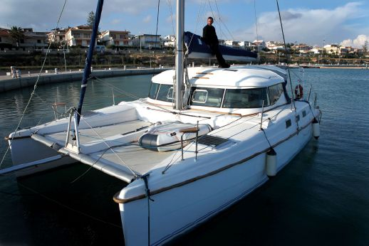 2006 Indigo Yacht AVENTURA 36
