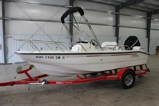 2006 Boston Whaler 16 Dauntless