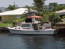 2001 Williams Downeast Express