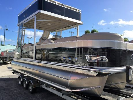 2017 Avalon Catalina Entertainer 25' Funship