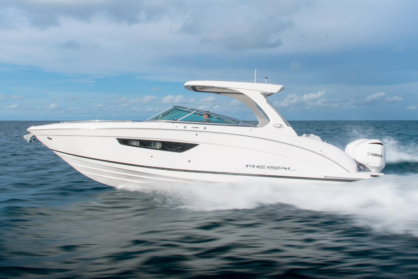 2018 Regal 33 Obx Power Boat For Sale Www Yachtworld Com
