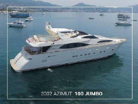 2002 Azimut 100 Jumbo