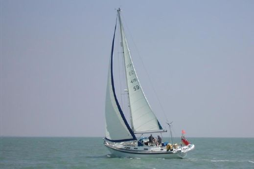 1990 Westerly Oceanlord 41
