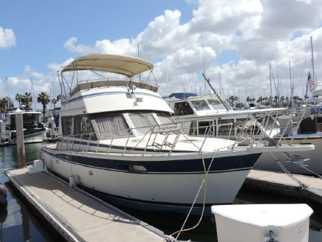 1984 Burns Craft Sportfish Conv.