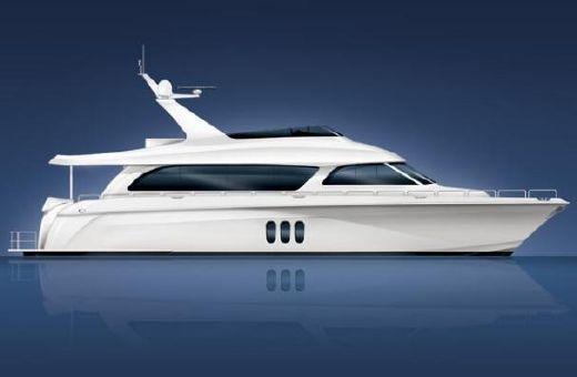 2007 Hatteras 72 Motor Yacht