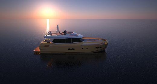 2017 Naval Yachts GreeNaval 60 Hybrid Yacht
