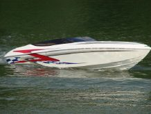 2001 Nordic Powerboats 25 Rage