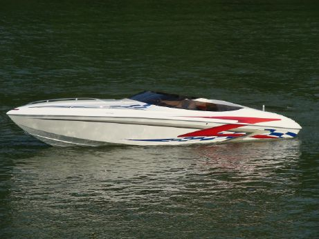 2001 Nordic Powerboats 25 Rage