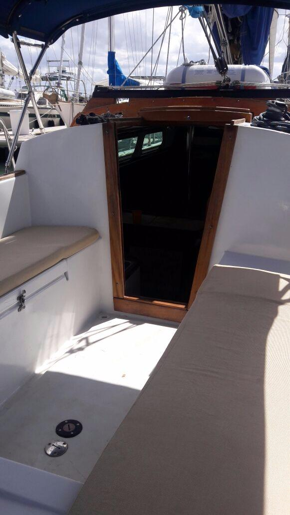 41' Newport Sloop+Photo 10