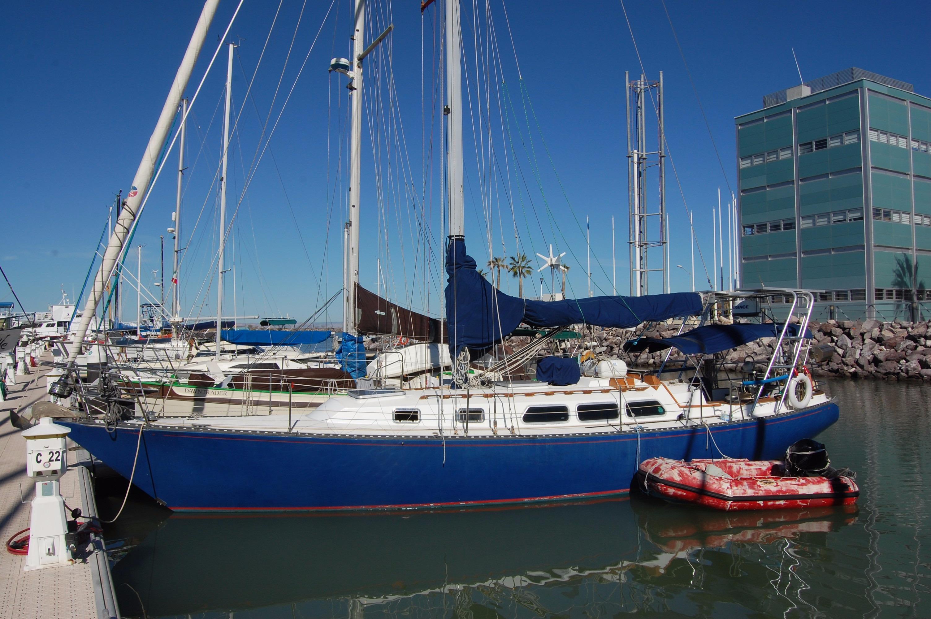 41' Newport Sloop+Boat for sale!