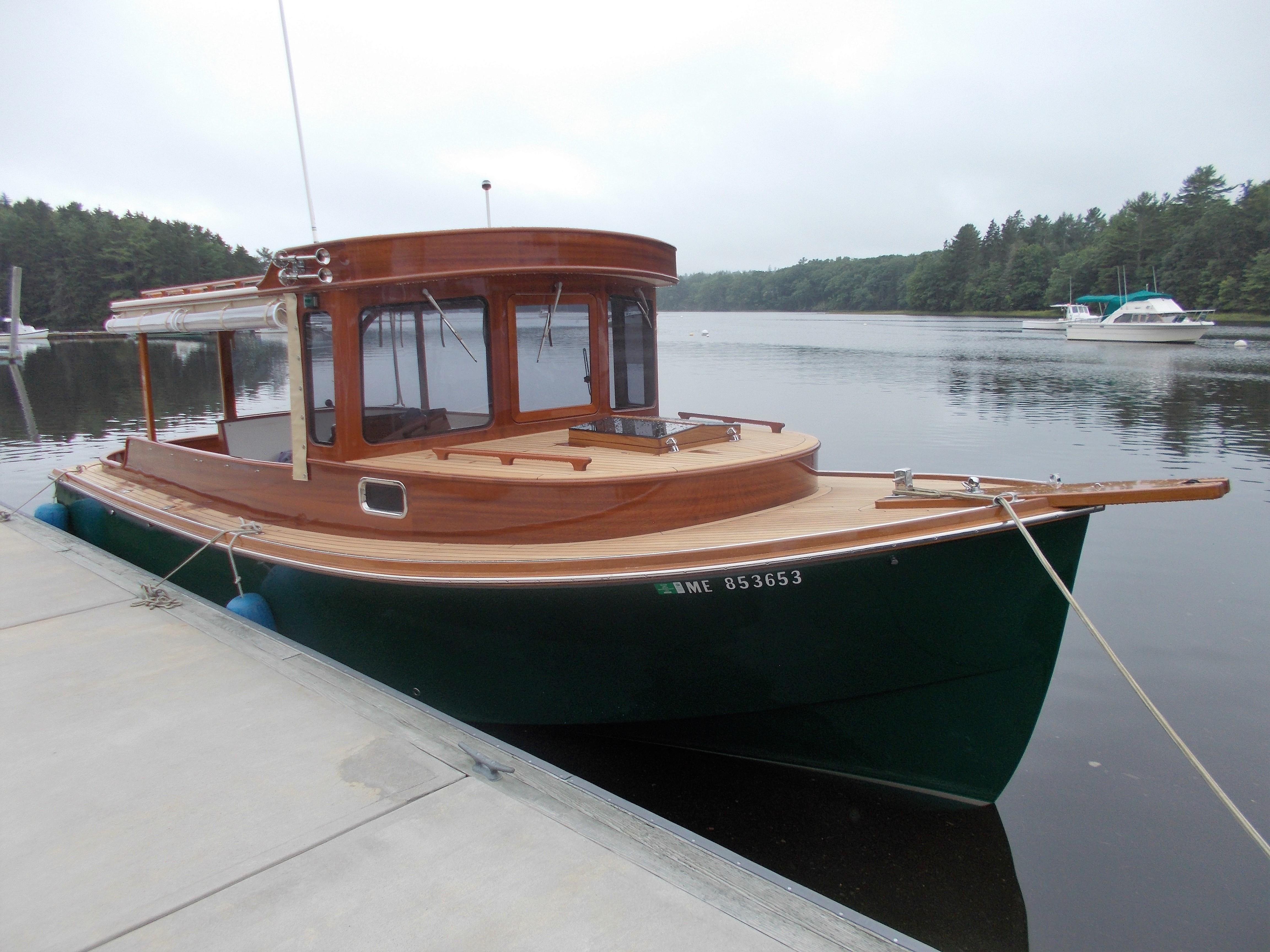 Power Boat: Pocket Cruiser Power Boat